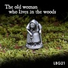 LBG21 The old woman who lives in the woods